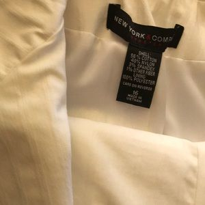 New York & Company Other - White suit